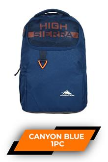 Hs Canyon Backpack Blue