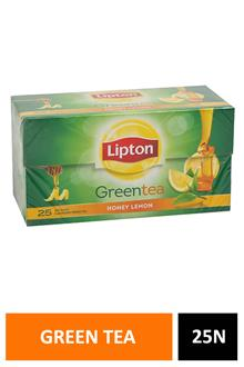 Lipton Green Honey Lemon 25n