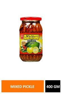 Mothers Mixed Pickle 400gm