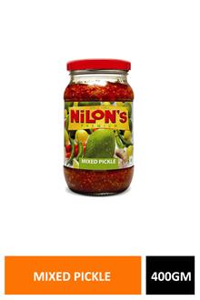 Nilons Mixed Pickle 400gm