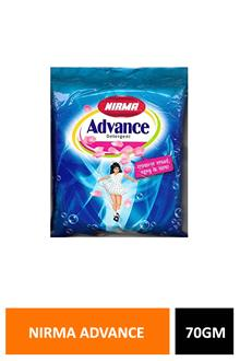 Nirma Advance Detergent 70gm