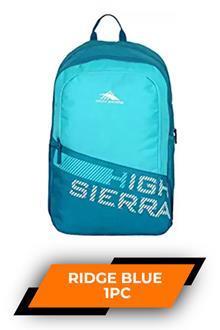 Hs Ridge Backpack Blue
