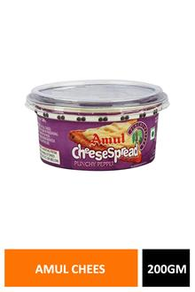 Amul Cheese Pepper Spread 200gm