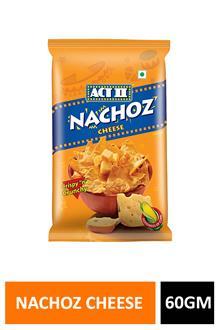 Act Ii Nachoz Cheese 60gm