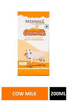 Patanjali Cowmilk 200ml