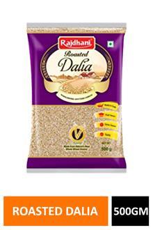 Rajdhani Roasted Dalia 500gm