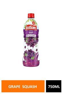 Kissan Grape Squash 750ml