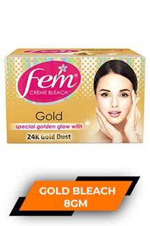 Dabur Fem Gold Bleach 8gm