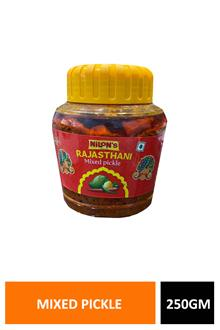 Nilons Rajasthani Mixed Pickle 250gm