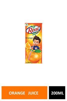 Real Fruit Orange 200ml