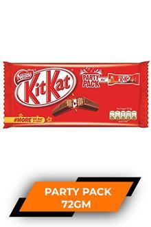 Kit Kat Party Pack 72gm
