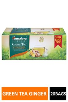 Himalaya Green Tea Ginger 20bags