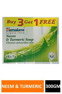 Himalaya Neem Turmeric Soap 300gm