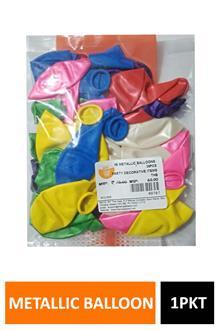 Hb Metallic Balloons 35pcs