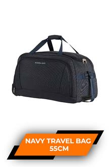 Kam Zodiac Navy Travel Bag 55cm