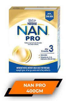 Nan Pro 3 400gm