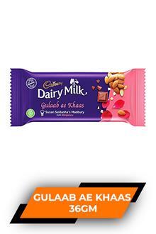 Dairy Milk Gulaab Ae Khaas 36gm