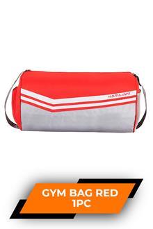 Kam Shuttle Gym Bag Red