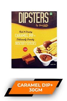 Dipsters Caramel Dip+ 30gm