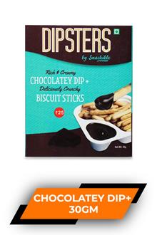 Dipsters Chocolatey Dip+ 30gm