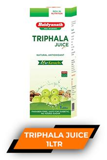 Baidyanath Triphala Juice 1ltr