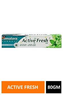 Himalaya Active Fresh 80gm