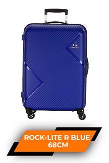 Kam RocK-Lite Ribbon Blue Trolley Bag 68cm