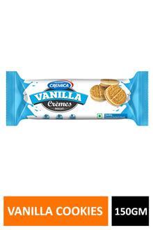 Cremica Vanilla Cookies 150gm