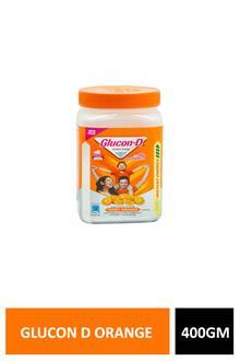 GlucoN-D Orange 400gm