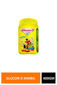 GlucoN-D Nimbu 400gm