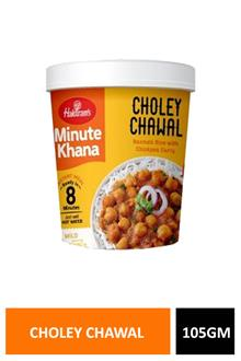 Haldiram Choley Chawal Mix 105gm