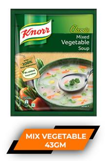 Knorr Soup Mix Veg 43gm