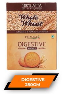 Patanjali Digestive Biscuit 250gm