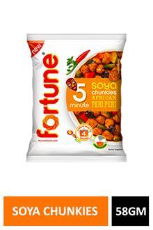 Fortune Soya Chunkies 58gm