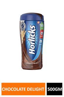 Horlicks Chocolate Delight 500gm
