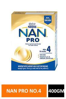Nan Pro 4 400gm