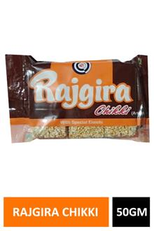 Shree Ji Rajgira Chikki 50gm