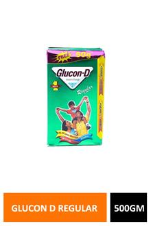 GlucoN-D Regular 500gm