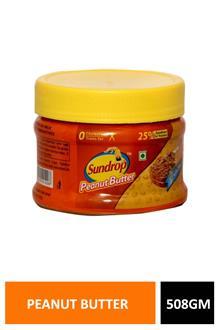 Sundrop Peanut Butter Crunchy 508gm