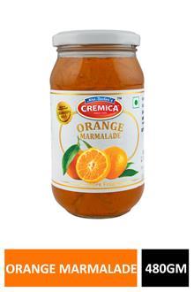 Cremica Orange Marmalade Jam 480gm