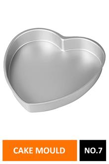 Cake Mould Heart No.7