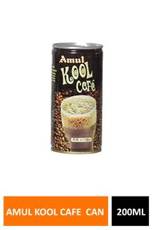 Amul Kool Cafe Can 200ml