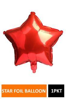 Hb Star Foil Balloon
