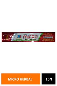 Micro Herbal Incense 10n