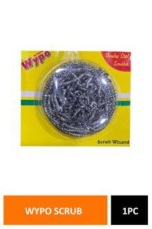 Wypo Steel Scrub Wizard