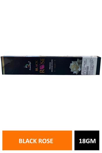 Kamakhya Black Rose 18gm X 12pkt