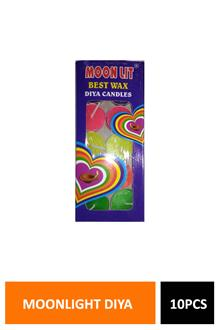 Moonlit Candle Diya 10pcs