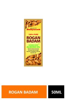 Baidyanath Rogan Badam 50ml