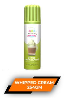 Rosima Green Whipped Cream 254gm