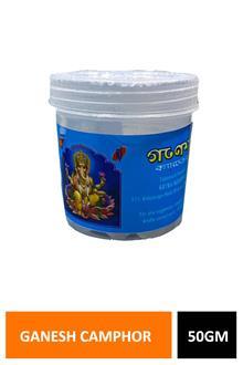 Ganesh Camphor (karpur) 50gm